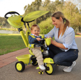 tricycle evolutif little tikes